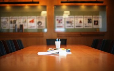 Why a Meeting Room is still better than Zoom